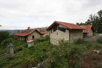 Aldea Rural Bio-hotel Pedreira en Mondariz (Pontevedra)
