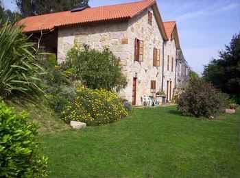 Casa San Lourenzo in Baiona (Pontevedra)