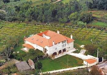 Os Areeiros in Vilaboa (Pontevedra)