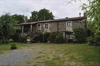 Casa Lodeiro in Vila de Cruces (Pontevedra)