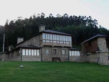 Casa Almoina en Vicedo (O) (Lugo)