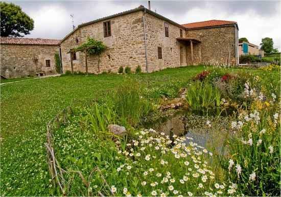 Ecoagroturismo Arqueixal en Palas de Rei (Lugo)