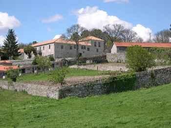 Pazo Do Piñeiro en Chantada (Lugo)