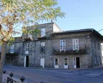 Casa Grande De Trives en Pobra de Trives (A) (Ourense)