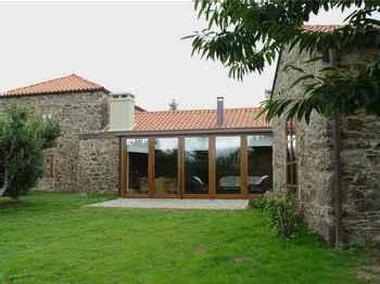Casa Boado en Boimorto (La Corogne)