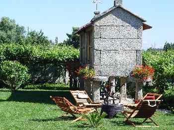 Casa Lastres em Meaño (Pontevedra)