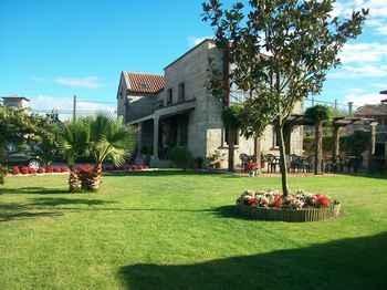 Casa Maria De Pepa em Pazos de Borbén (Pontevedra)