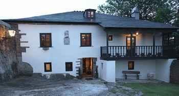Casa Solariega De Cervantes em Cervantes (Lugo)