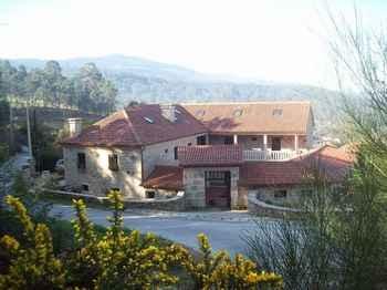 Casa A Laxareta en Caldas de Reis (Pontevedra)