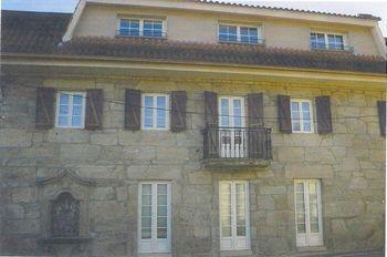 Casa Cruceiro en Arbo (Pontevedra)