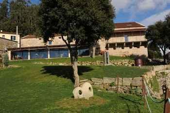 Abadia Das Eiras in Rosal (O) (Pontevedra)