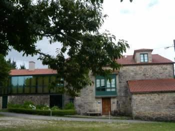 Casa Curiña en Dumbría (A Coruña)