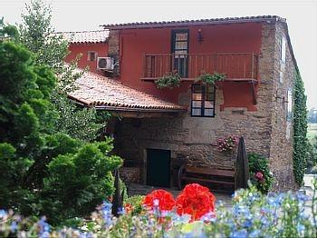 Casa Brandariz en Arzúa (A Coruña)