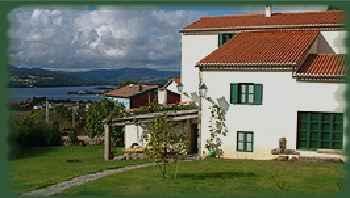 Casa Do Torno en Noia (A Coruña)