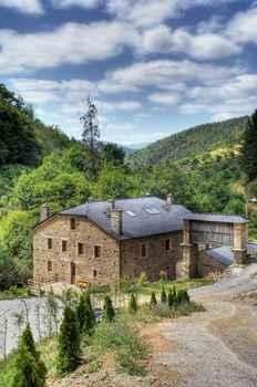Casa Do Fidalgo en Pontenova (A) (Lugo)
