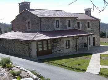 Casa Rural Antón Veiras in Ordes (A Coruña)