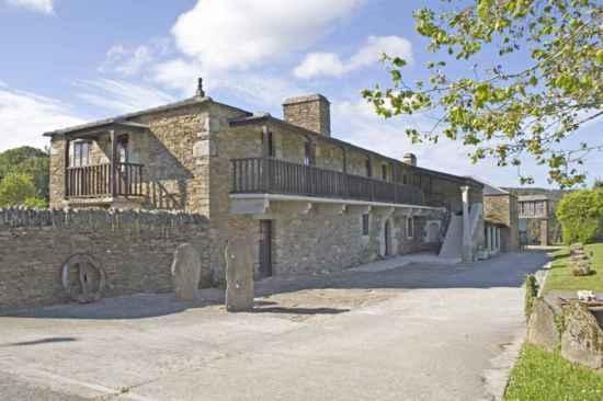 Casa Berdeal in Mañón (A Coruña)