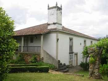 Pazo Da Pena in Santiso (A Coruña)