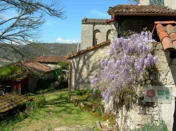Casa Santo Estevo en Saviñao (O) (Lugo)