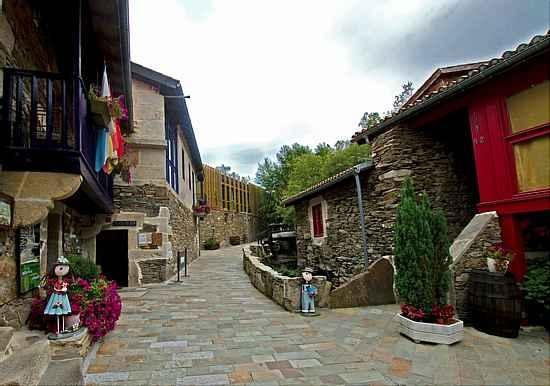 Aldea Rural Couso GalÁn in Sarreaus (Ourense)