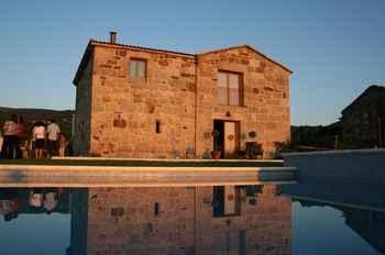 A Casa Da Tulla em Gomesende (Ourense)