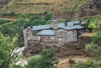 Casa Grande Da Ferrería De in Quiroga (Lugo)
