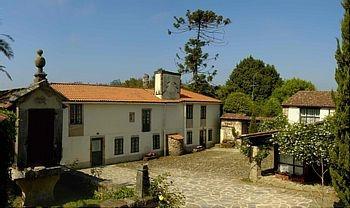 Pazo Cibran in Vedra (A Coruña)