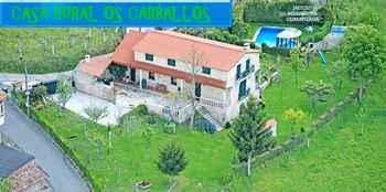 Casa Rural Os Carballos en Barro (Pontevedra)