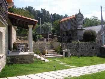 Casa Da Ermida in Rianxo (A Coruña)