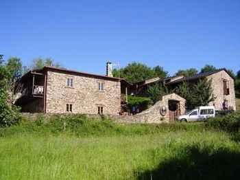 A Casa Da Cabaza em Incio (O) (Lugo)