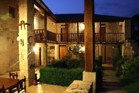 Rectoral De Goian in Sarria (Lugo)
