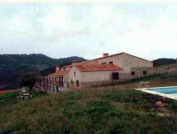 La Albergueria in Cañamero (Cáceres)