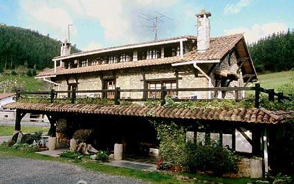 Txopebenta en GAUTEGIZ ARTEAGA (Vizcaya)