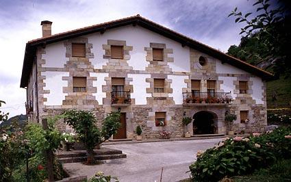 IBARRE. ANTZUOLA (Guipúzcoa)