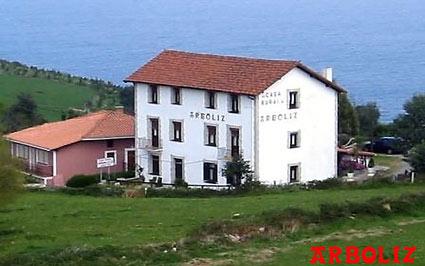 Arboliz Casa Rural en IBARRANGELU (Vizcaya)