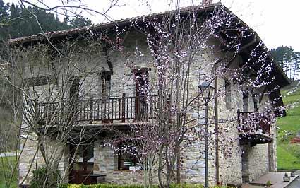 Goikoetxe em ZEANURI (Biscaia)