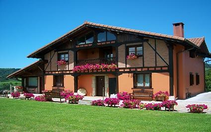 Hoteles apartamentos y casas rurales en guip zcoa perfect place spain - Casas rurales en san sebastian baratas ...