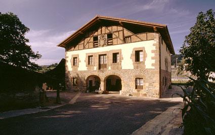 Murueta Baserria en ABADIÑO (Vizcaya)