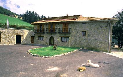 BARRENENGUA. ELGETA (Guipúzcoa)