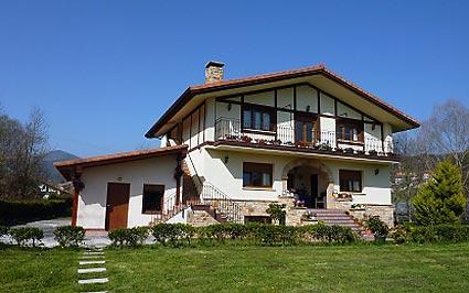 IBARRONDO ETXEA. MUNGIA (Vizcaya)