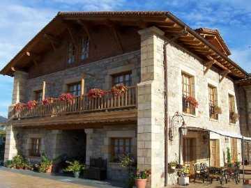Casa Rural Txarbadi in MeÑaka (Biscaglia)