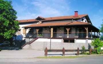 Azkue en Aia (Guipúzcoa)