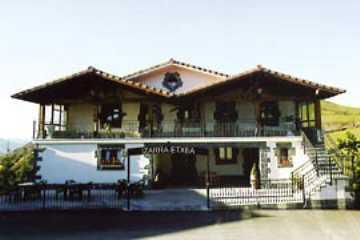 Casa Rural Izarra en Aia (Guipúzcoa)