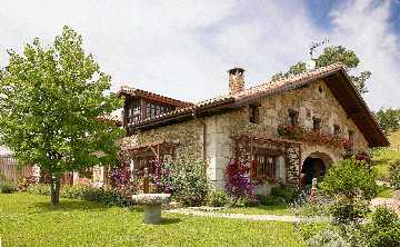 Ea Astei Casa Rural in Ea (Vizcaya)