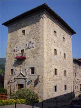 Hotel Torre De Artziniega in Artziniega (Álava)