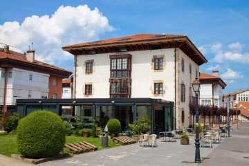 Hotel La Casa Del Patron en Zuia (Álava)