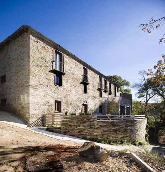 Casa De Chaos en Folgoso do Courel (Lugo)