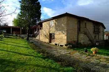 Casa Do Capador in Esgos (Ourense)
