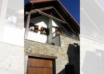 Casa Rural San Juan en JAURRIETA (Navarra)