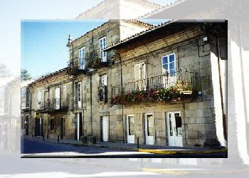 Casa Grande De Trives in A POBRA DE TRIVES (Ourense)